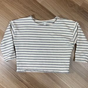 Crop Top Size Small